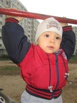 Заход на подъем-переворот)))
