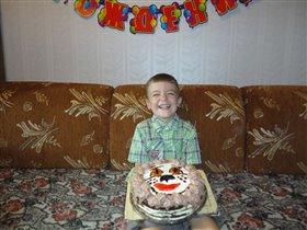 Владик, 5 лет