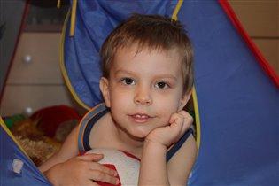 Максим, 4 года