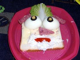 Бутерброд!