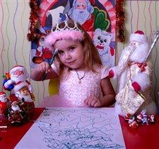 ох, нелёгкая это работа-писать письмо Деду Морозу