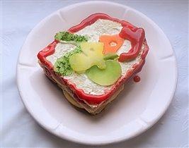 У полезного сайта, только полезные бутерброды!!!