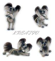 Собачка неопределенной породы :-)