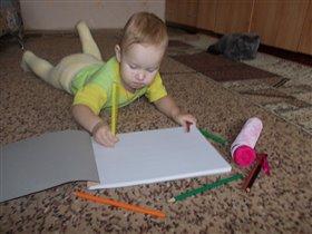 Та-а-ак дедуличка, мне бы карандашиков побольше!!!
