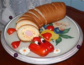 Бутерброд Дракоша