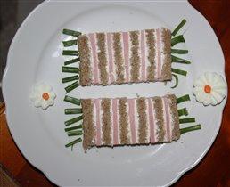 Веселые коврики или перпендикулярный бутерброд