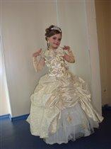 Маленькая принцесса Алина ))))