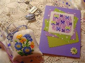 Подарки от Олечки и Юли Тюхе