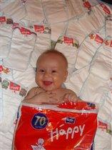 наш самый счастливый малыш!!!!