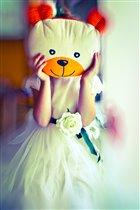 моя маленькая Teddy Bear