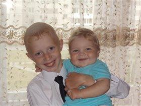мои сынульки