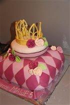 Торт 'Принцессе'