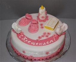 Торт на 'Крещение'