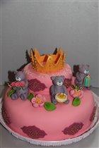Торт 'мишка'