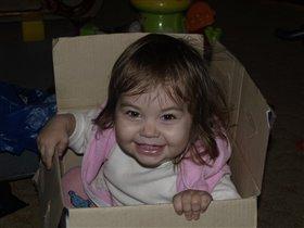 Улыбочка из коробочки