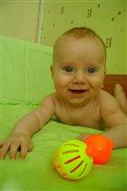 Самый сладкий малыш на свете - Илюша (2,5 мес.)