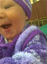 Маленький улыбака:)