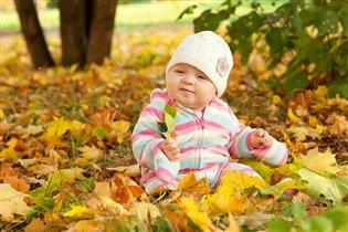 'Говорят осень золотая!'.