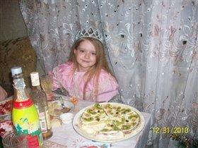 моя маленькая принцесса Ангелина