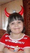 Моя Милашка - дьяволяшка)))