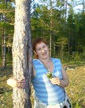 Прогуливаю дочурку, 5 месяцев)))