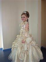 Маленькая принцесса Алина