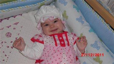 Кристи -улыбашка:)