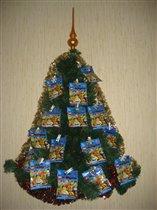 Лего-елка:)