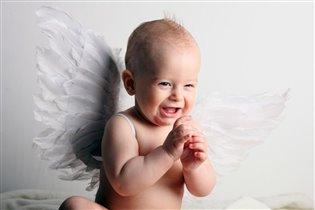 Улыбка ангелочка