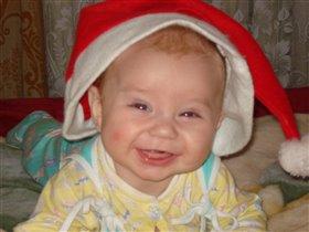 мамин маленький Дед Мороз