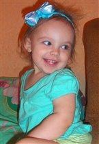 моя дочка Эвелиночка