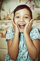 Улыбка ребёнка - родительское счастье!