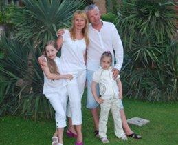 Мама, папа, я - вот такая дружная семья!