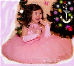 Моя мечта стать принцессой-балериной