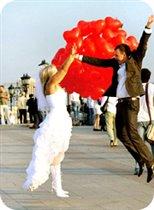Украшение воздушными шарами от Grandshar