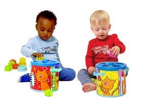 Музыкальный пазл Taf Toys