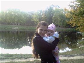 Я і моя доця Віка!