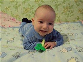 Андрей, 3,5 месяца