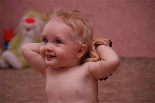 улыбочка)))