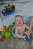 А купаться я очень люблю!