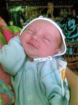 Самая первая улыбка