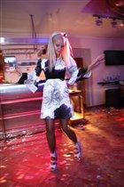 Вся в танце, даже не заметила как сфоткали))