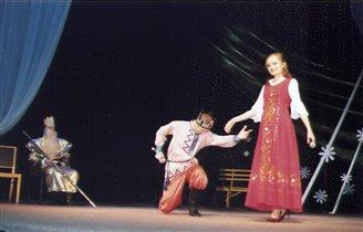 Сказочные танцы