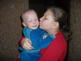 Любашка и Егорка
