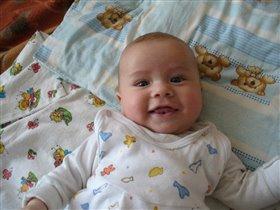 Самое большое счастье - улыбка ребенка!