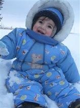moy pervi sneg