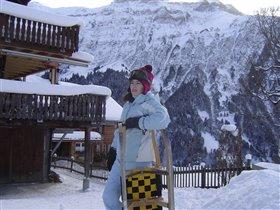 В Альпах тоже хорошо