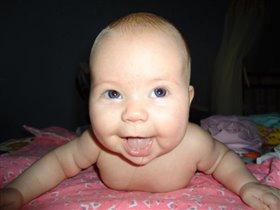улыбка до слюней!