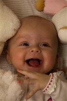 Ева, 7 месяцев