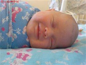 Сладкая улыбочка=)